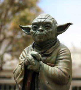Yoda's tear by Niall Kennedy