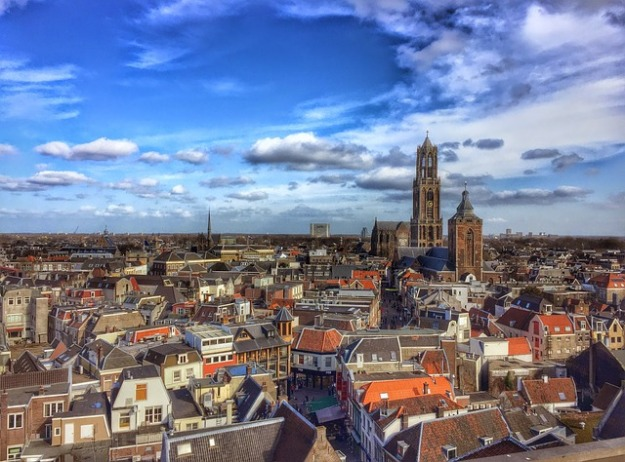 Domtoren Utrecht Pixabay